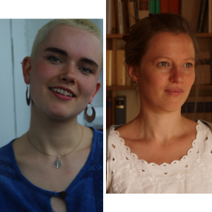 Speaker - Charlotte v. Bonin + Johanna Hueck