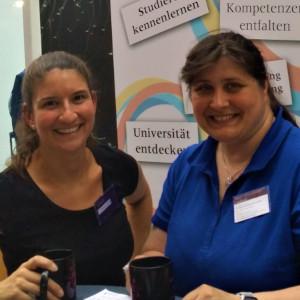 Speaker - Dr. Johanna Scheel, Dr. Bianca Bertulat