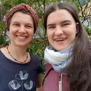 Speaker - Franziska Habeck + Clara Deifel