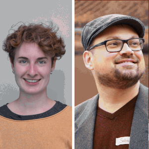 Speaker - Annika Fuchs + Sebastian Möller