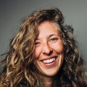 Speaker - Sarah Rutzen